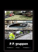 P.P. gruppen Profil - Brochure